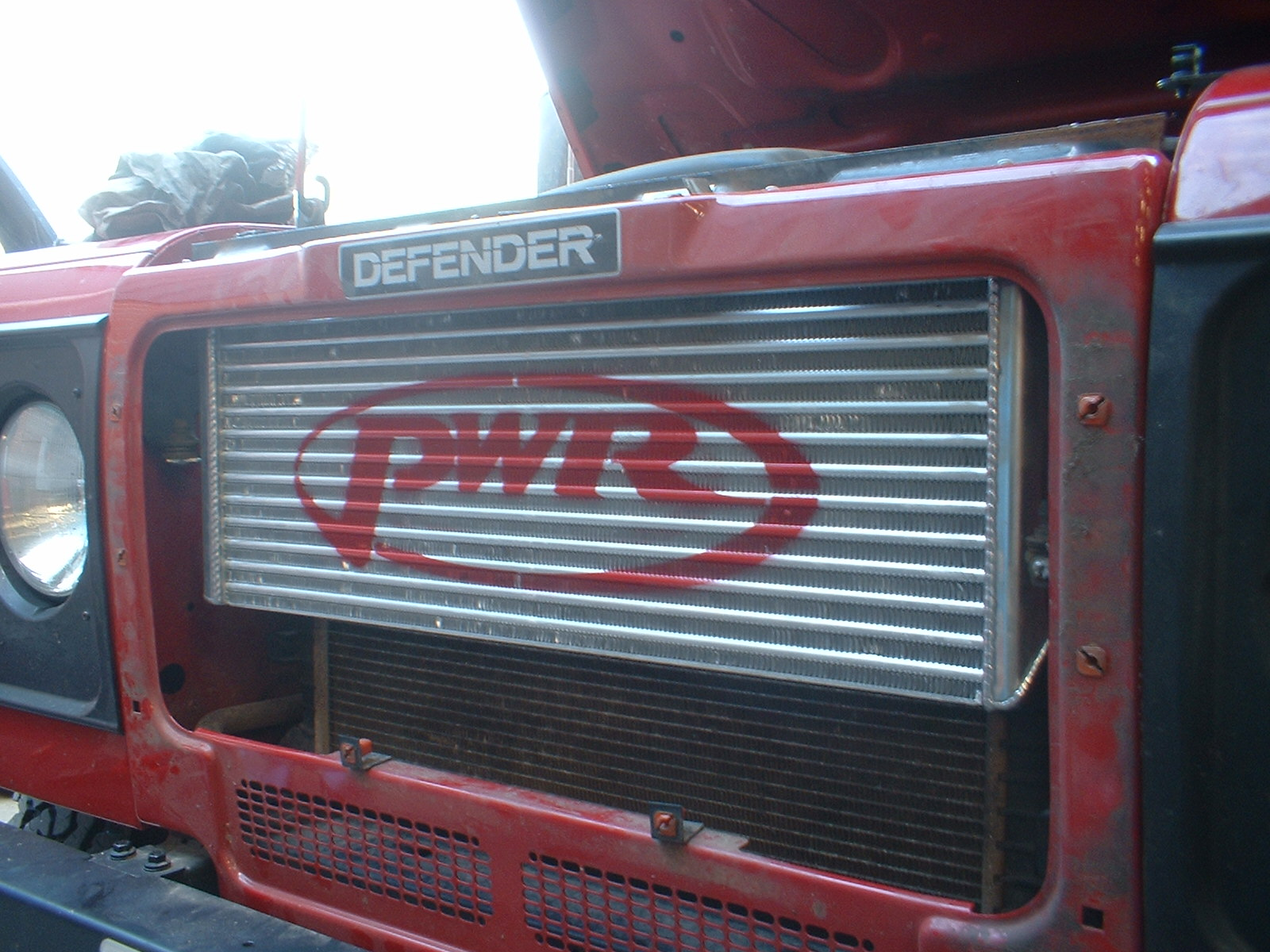 Land Rover Tuning